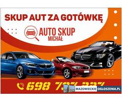 Skup Aut-Skup Samochodów #Nowy Dwór Mazowiecki i okolice# Najwyższe CENY!