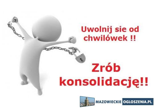 Konsolidacja Chwilówek i pożyczek pozabankowych